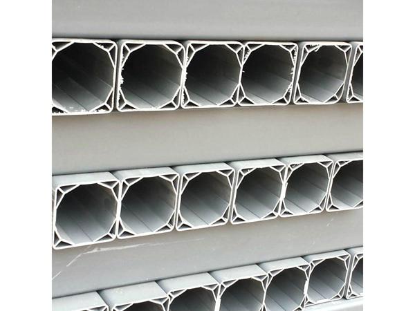 PVC方管